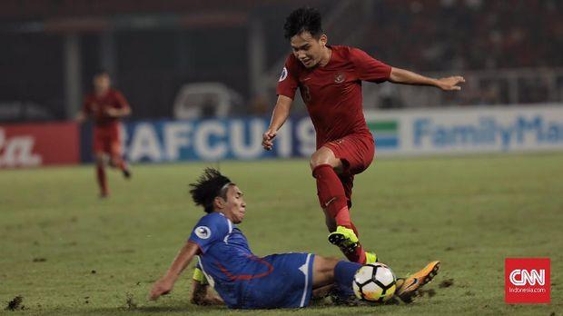 LIVE: Timnas Indonesia U-19 vs Qatar di Piala Asia 2018