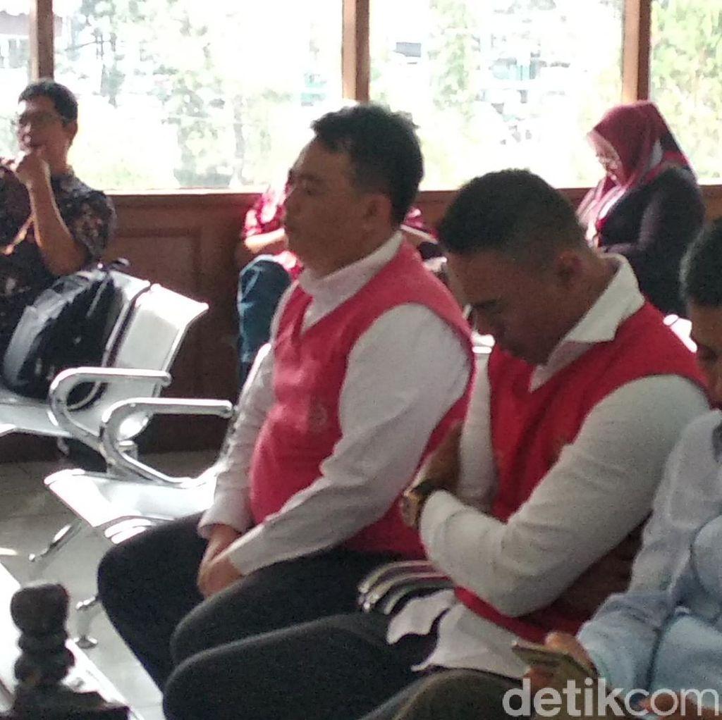 Jelang Sidang Putusan Penipuan Umrah, Jemaah Pro Bos SBL Berselawat