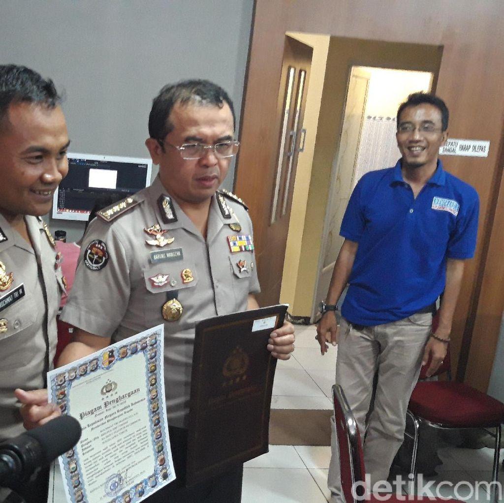 Polisi Selidiki Leodewyk, Pemberi Penghargaan Palsu ke Ipda Rochmat
