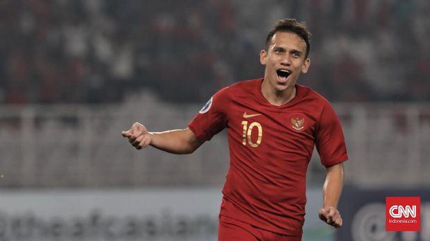 Timnas Indonesia U-22 tanpa Egy Maulana Vikri.