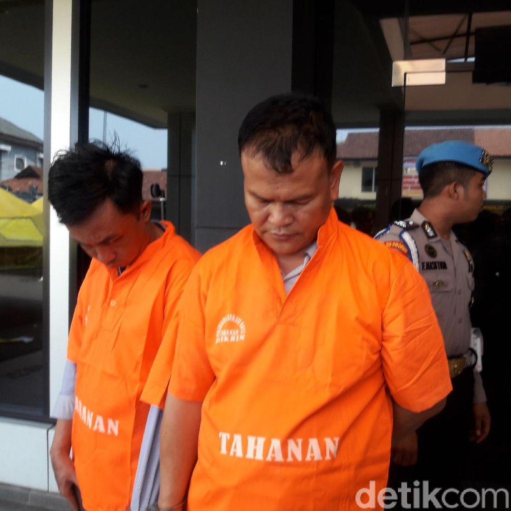 Polisi Ringkus 2 Pengedar Uang Palsu Rp 1 M di Bekasi