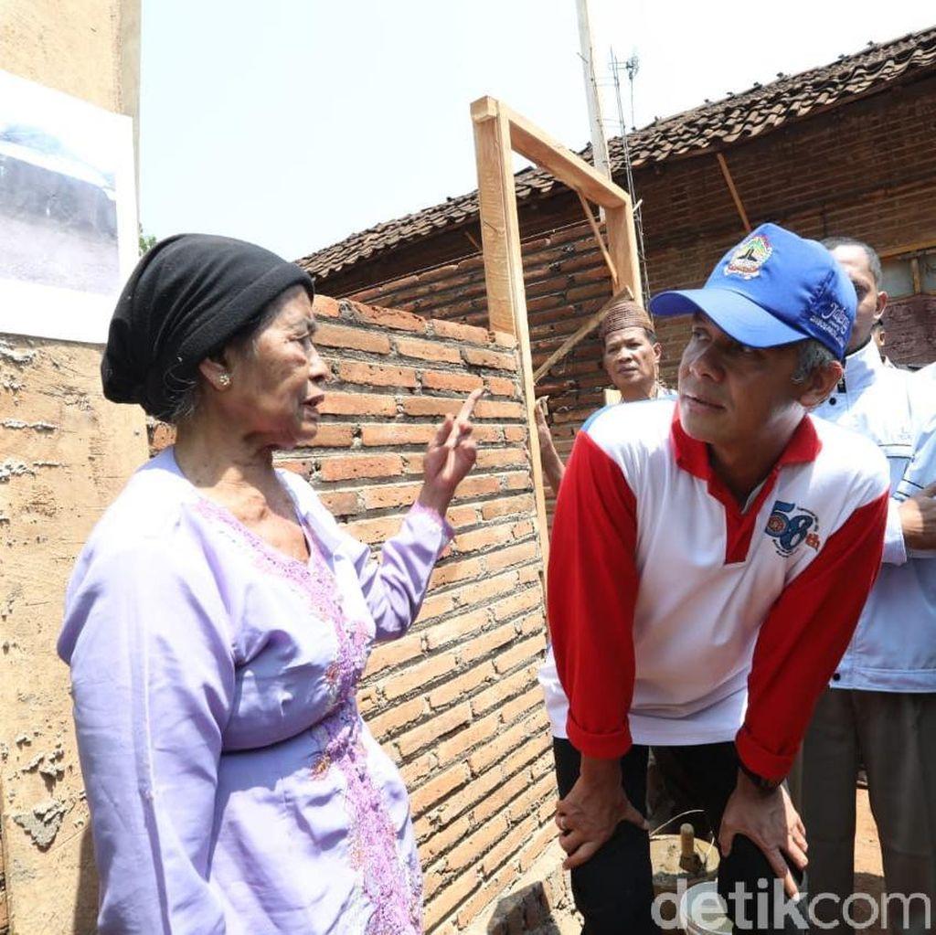Masih Ada 1,6 Juta Rumah Tak Layak Huni di Jateng