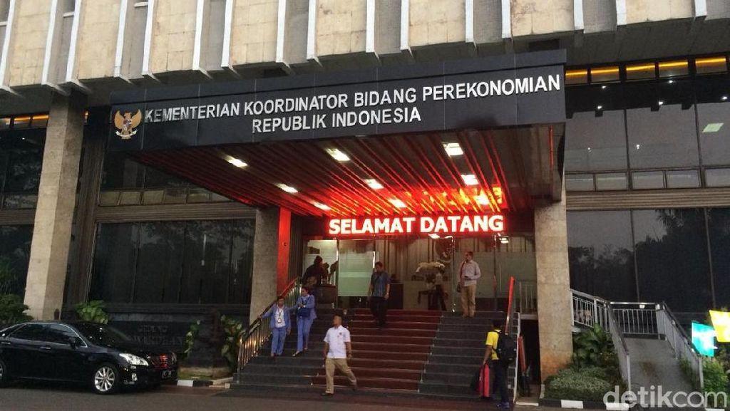 Darmin Rapat Bareng Yasonna Bahas Kemudahan Bisnis Indonesia