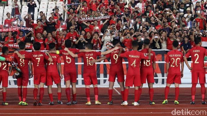 Timnas Indonesia U-19. Foto: Ari Saputra