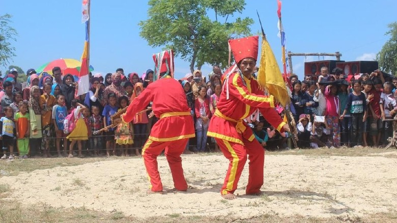 Festival Budaya di Bima (dok. Dinas Pariwisata Bima)