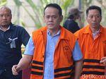 Suami Inneke Jalani Sidang Perdana Kasus Suap eks Kalapas Sukamiskin