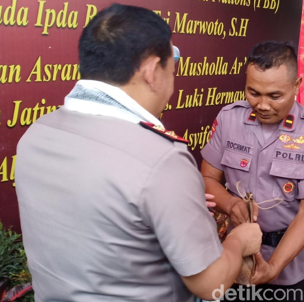 Ipda Rochmat Dapat Penghargaan Palsu, Bupati Madiun Angkat Bicara