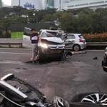 Terlibat dalam Kecelakaan? Tak Perlu Panik, Lakukan Hal Ini