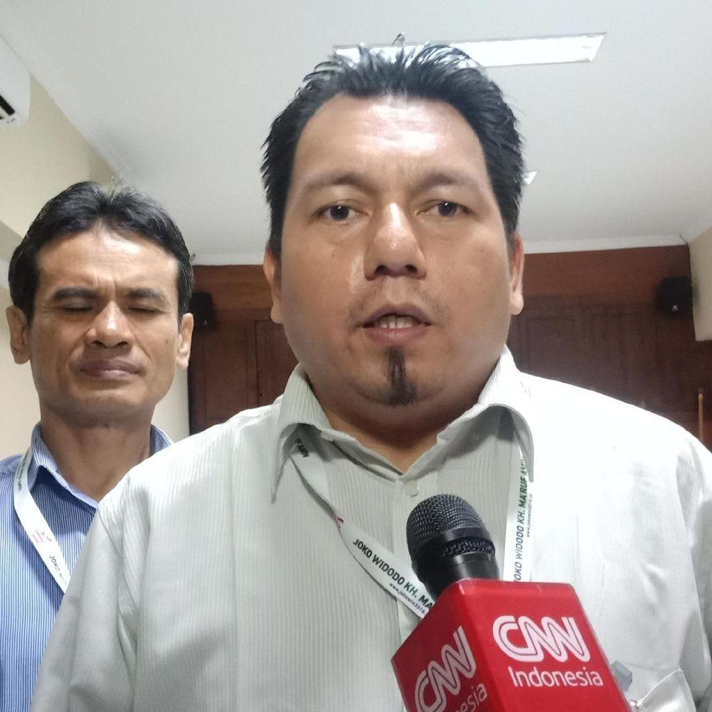 Tim Hukum Jokowi Optimistis Gugatan Prabowo Ditolak