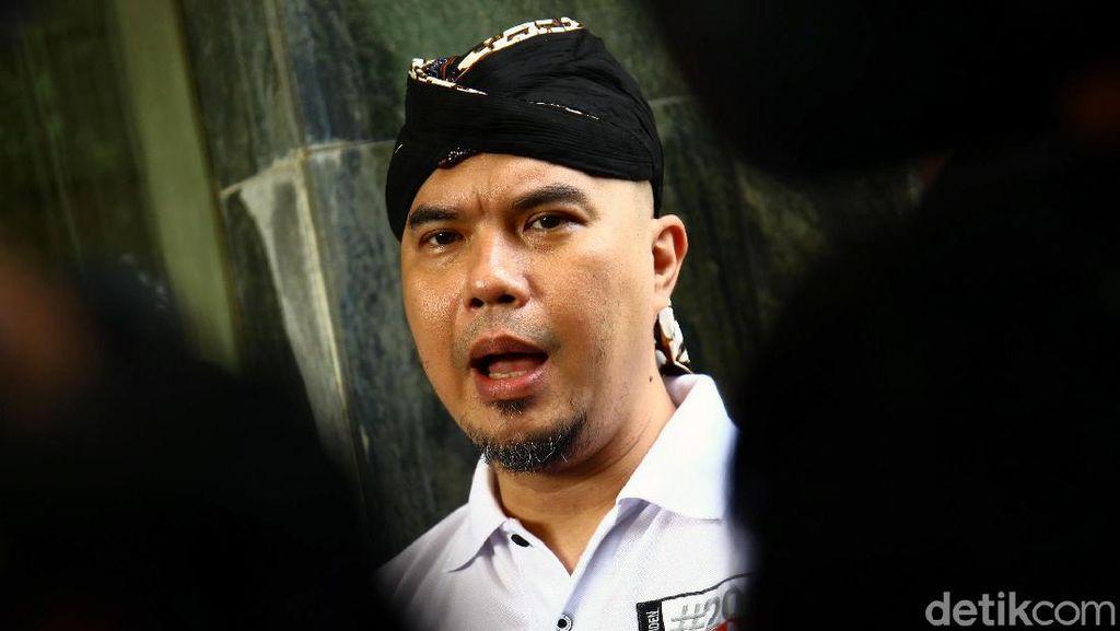Ahmad Dhani Yakin Lolos dari Dakwaan Kasus Ujaran Kebencian