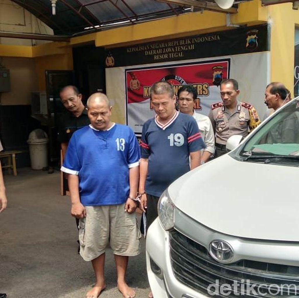 Duh, Caleg di Brebes Ini Diciduk Polisi karena Gadaikan Mobil Rental