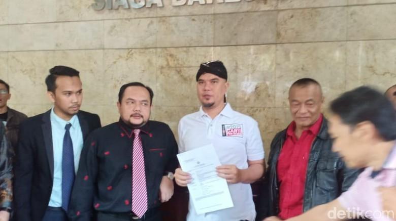 Ahmad Dhani Dicegah Keluar Negeri, Pengacara: Polisi Berlebihan