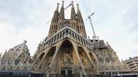 Masih di Eropa, pilihan keenam bagi solo traveler perempuan yaitu Barcelona, Spanyol. (BBC Magazine)