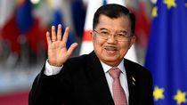 Tafsir Gamblang JK soal Perintah Jokowi Kebut Infrastruktur