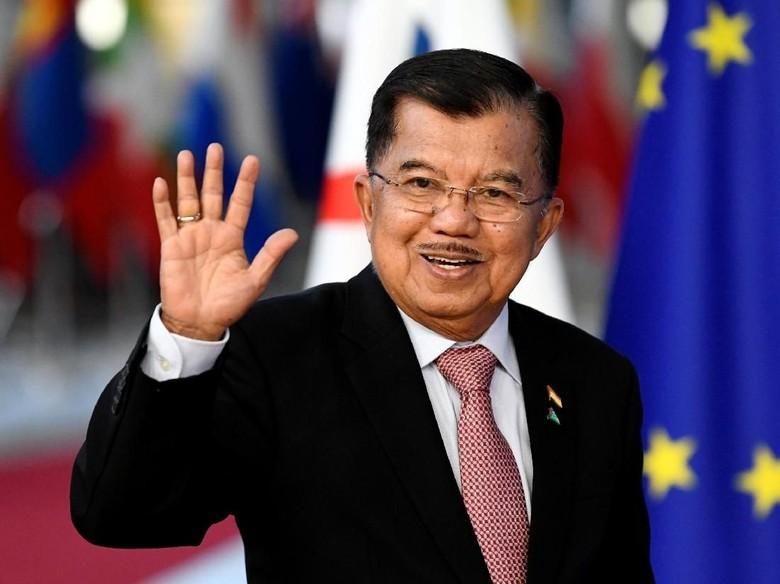 JK di Antara Debat Lahan Jokowi Vs Prabowo