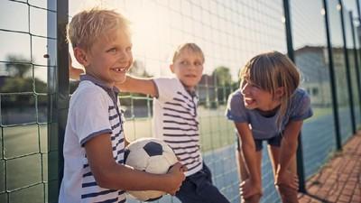 4 Manfaat Bermain Futsal untuk Anak