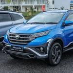 Harga Lebih Mahal, Apa Saja Sih Fitur Toyota Rush di Malaysia?