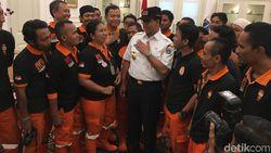 Anies Terima Sumbangan Rp 26 Juta dari PPSU untuk Bencana Sulteng