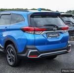 Toyota Malaysia Luncurkan Rush, Ada Fitur yang Nggak Ada di RI
