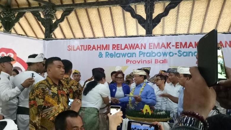 Prabowo Sebut 99% Rakyat Indonesia Hidup Sangat Pas-pasan