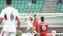 Takluk dari Yordania, Vietnam Pesimistis ke Perempatfinal Piala Asia U-19