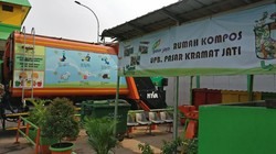 Pasar Kramat Jati di Jakarta Timur sempat dikritik karena sampah di mana-mana. Usai direnovasi Menteri Kesehatan Nila Moeloek coba melakukan pemeriksaan.