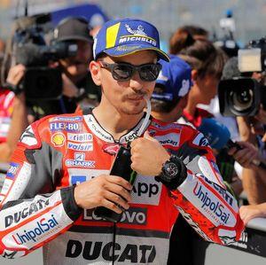 Cederanya Belum Pulih, Lorenzo Lewatkan MotoGP Jepang