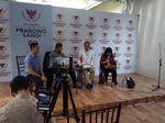 Di Depan Jurnalis Asing, Hashim Jelaskan Make Indonesia Great Again