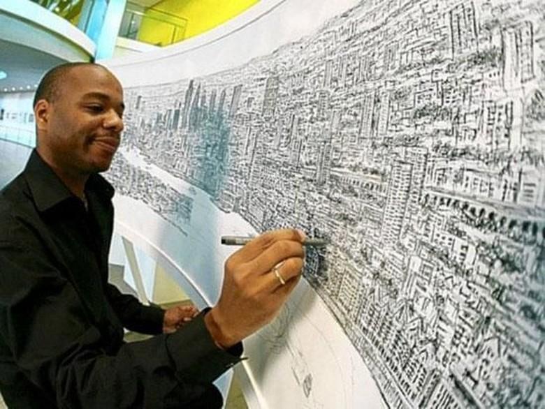 Mengenal 4 Seniman Disabilitas Kenamaan Dunia