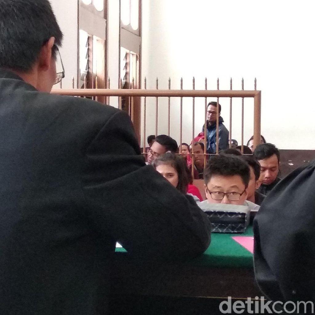 Terciduk Ngamar dengan PSK di Bandung, WN China Didenda Rp 250 ribu