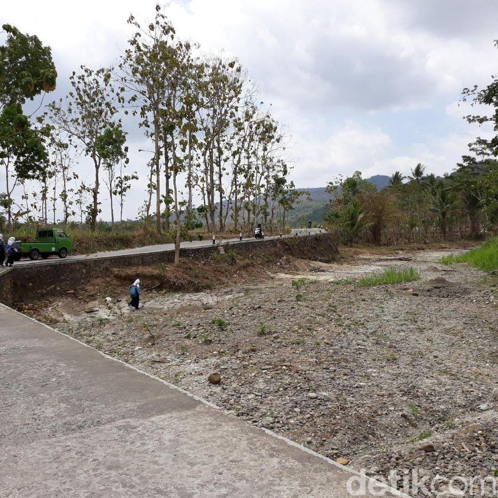 Kemarau, Gunungkidul Bagian Utara juga Krisis Air Bersih