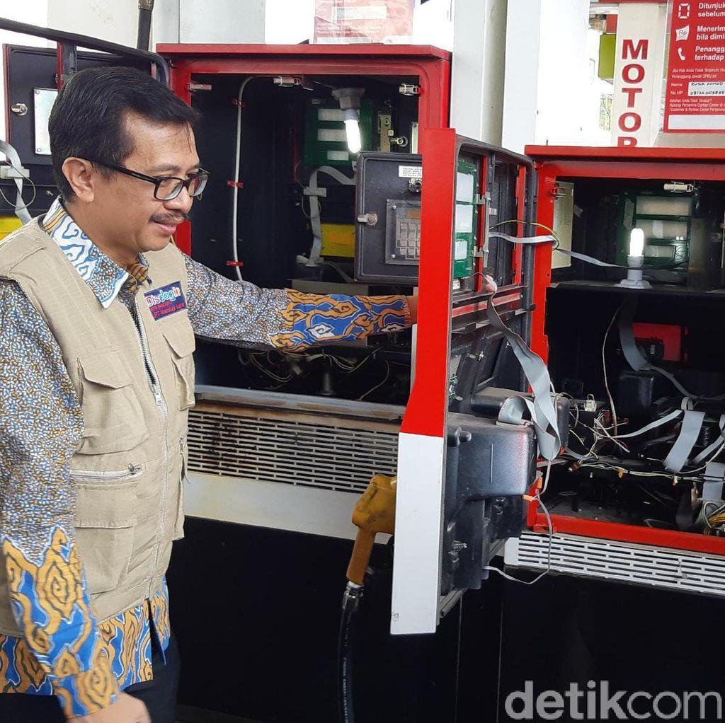 Pertamina Janji Sanksi Tegas SPBU Bandung yang Kurangi Meteran