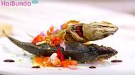 Resep Ikan Kembung Sambal Dabu