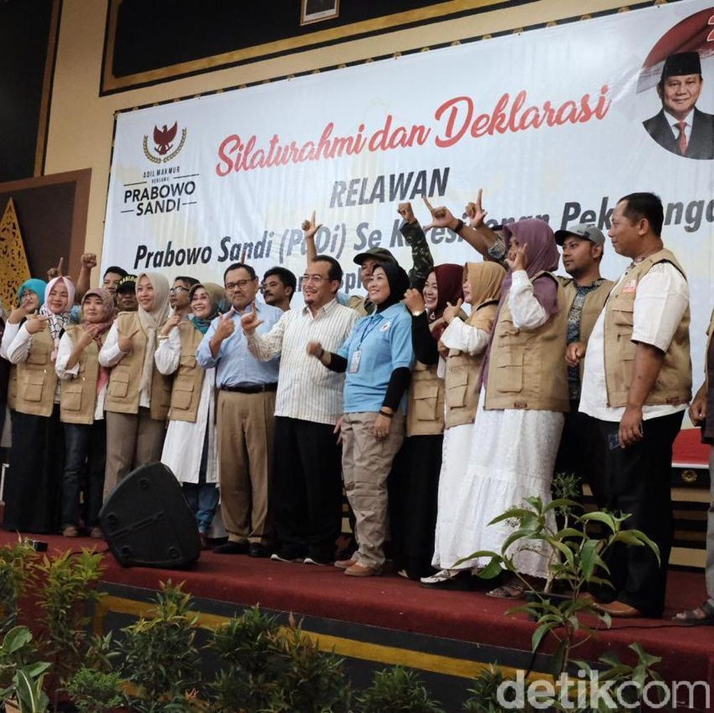 Ini 3 Alasan Sudirman Said Yakin Prabowo-Sandi Menang di Jateng