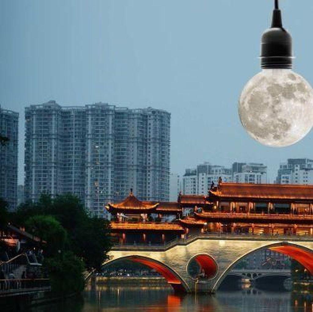 Bulan Tiruan China Dianggap Ide Buruk, Kenapa?