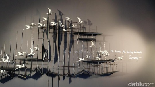 Puluhan Karya Seni Ada di Tengah Hotel Kemang, Tertarik Lihat?