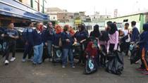 Menkes Inspeksi Pasar Kramat Jati yang Kini Bersih dan Modern