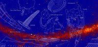 Sesuai namanya, konstelasi ini merupakan gugusan sumber sinar gamma di antariksa.
