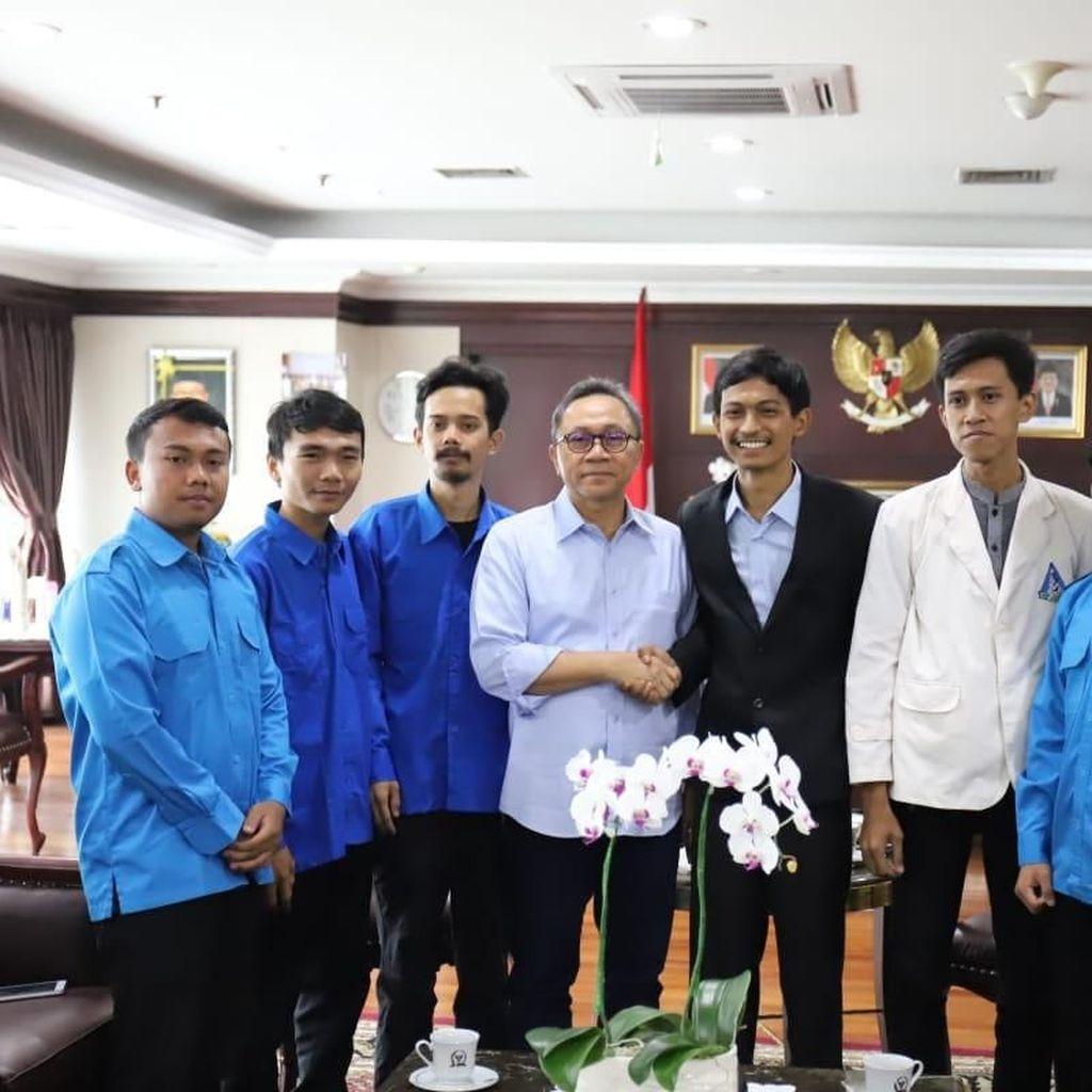 Bertemu Mahasiswa Budhis Indonesia, Ketua MPR Bicara soal Kedaulatan