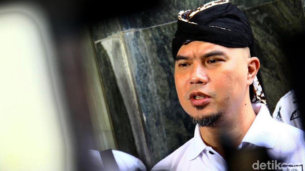 Ahmad Dhani Bakal Laporkan Caleg NasDem Lagi ke Polda Jatim
