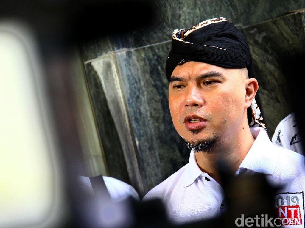 Polisi: Ahmad Dhani Dicegah Agar Dia Lebih Kooperatif
