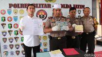 Polisi di Blitar OTT Camat dan Staf Kecamatan