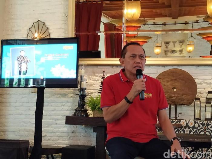 Chris Kanter. Foto: detikINET/Agus Tri Haryanto