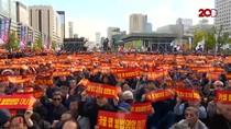 Tolak Taksi Online, 30.000 Sopir Taksi di Korsel Mogok Kerja