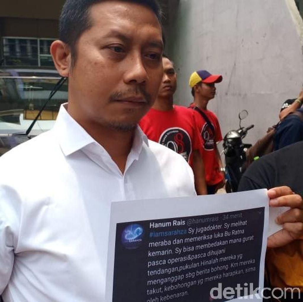 Hanum Rais Dilaporkan ke Persatuan Dokter Gigi Terkait Hoax Ratna