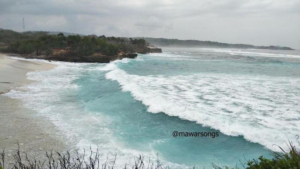 Nusa Lembongan Punya Dream Beach nan Cantik