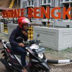Sampah Jadi Ancaman PLTA Peninggalan Belanda di Bandung