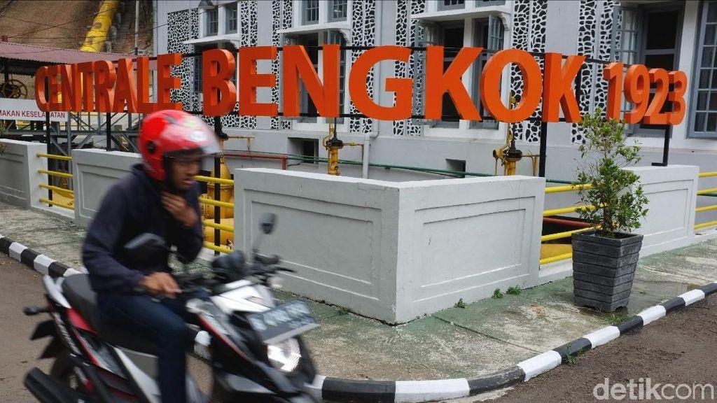 Melihat PLTA Eks Belanda yang Masih Awet Melistriki Bandung