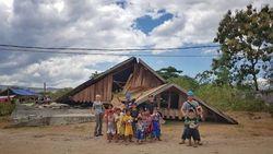 Mengembalikan Senyuman dan Keberanian Korban Pasca Bencana di Indonesia