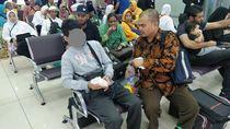 KJRI Jeddah Pulangkan Seorang WNI Penderita Penyakit Berat